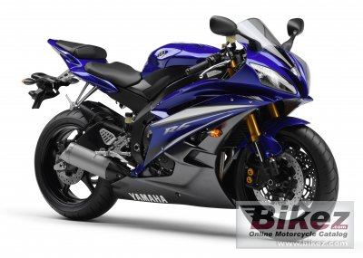 2007 Yamaha YZF-R6 photo