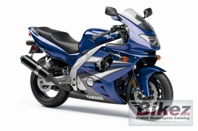 2007 Yamaha YZF 600 R photo