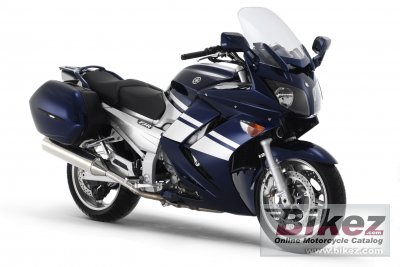 2007 Yamaha FJR 1300 A photo