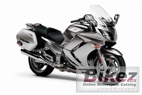 Big Yamaha fjr 1300 ae picture and wallpaper from Bikez.com