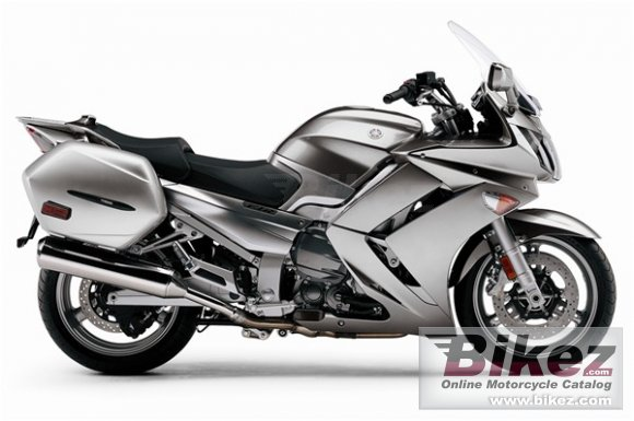 2007 Yamaha FJR 1300 AE photo