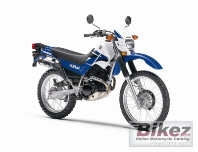2007 Yamaha XT 225 photo