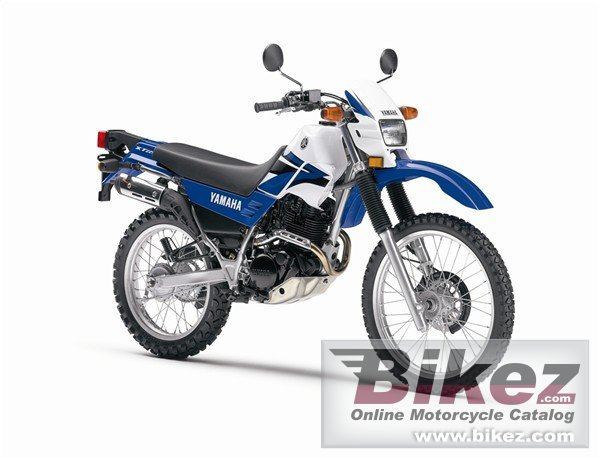 Big Yamaha xt 225 picture and wallpaper from Bikez.com