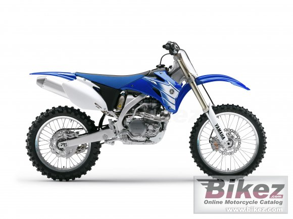 2007 Yamaha YZ 450 F photo