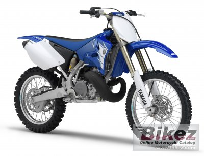 2007 Yamaha YZ 250 photo
