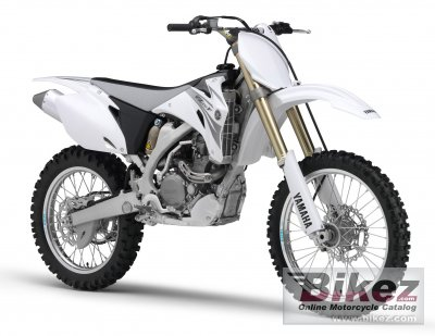 2007 Yamaha YZ 250 F photo