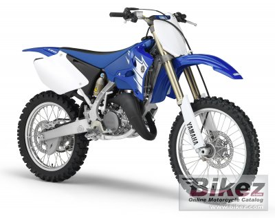 2007 Yamaha YZ 125 photo