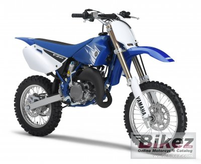 2007 yamaha yz 85 specifications and pictures for Yamaha yz85 top speed