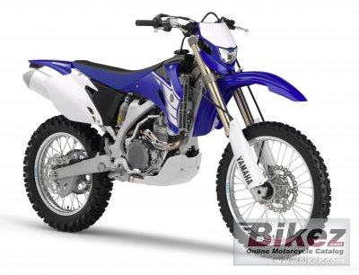 2007 Yamaha WR 450 F photo