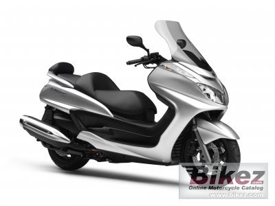 2007 Yamaha Majesty 400 photo