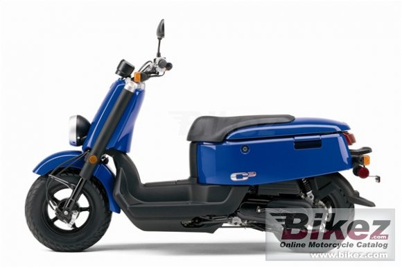 2007 Yamaha C3 photo