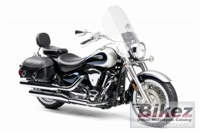 2007 Yamaha Road Star Silverado photo
