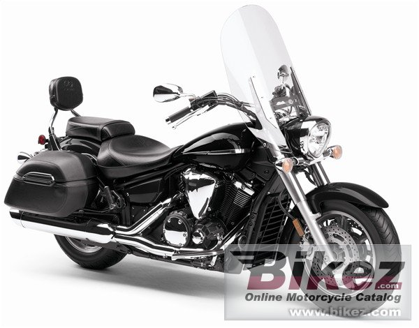 Yamaha v star 1300 tourer