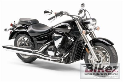 2007 Yamaha V Star 1300 photo