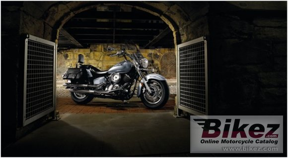 2007 Yamaha V Star 1100 Silverado photo