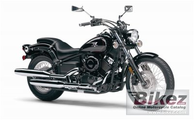 2007 Yamaha V Star Custom photo