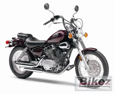 2007 Yamaha Virago 250 photo