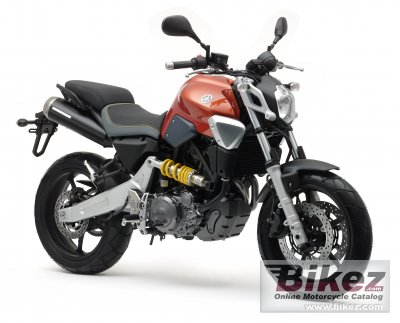 2007 Yamaha MT-03 photo