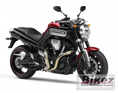 2007 Yamaha MT-01 photo