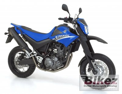 2007 Yamaha XT 660 X photo