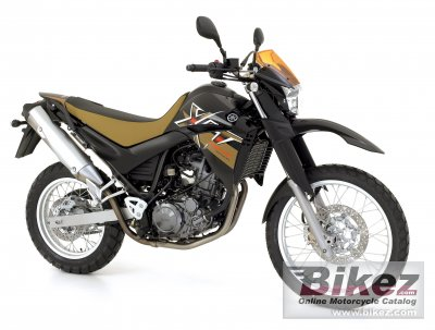 2007 Yamaha XT 660 R photo