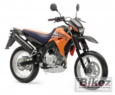 2007 Yamaha XT 125 X photo