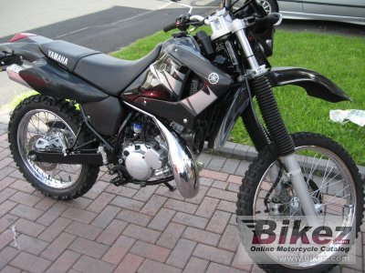 2007 Yamaha DT 125 RE photo