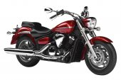 2007 Yamaha XVS 1300 A Midnight Star