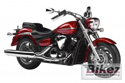 2007 Yamaha XVS 1300 A Midnight Star photo