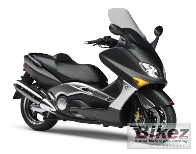 2007 Yamaha Black Max photo