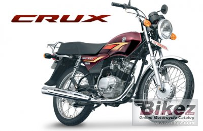 2007 Yamaha Crux photo