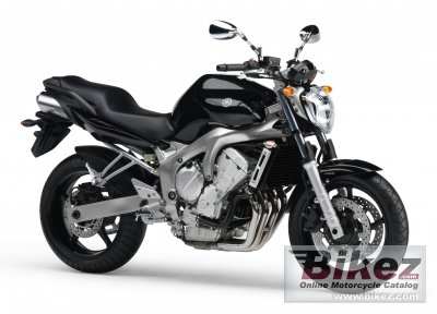 2007 Yamaha FZ6 ABS photo