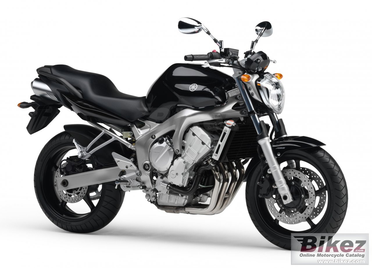 Big Yamaha fz6 abs picture and wallpaper from Bikez.com