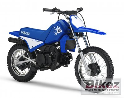 2007 Yamaha PW80 photo