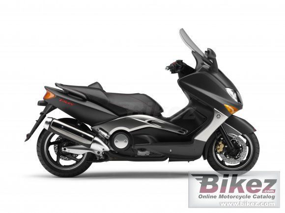 2007 Yamaha Black Max ABS