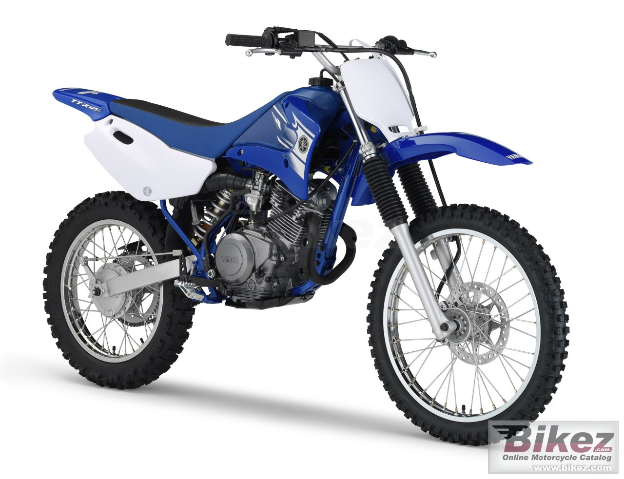 Big Yamaha tt-r 125 lw picture and wallpaper from Bikez.com
