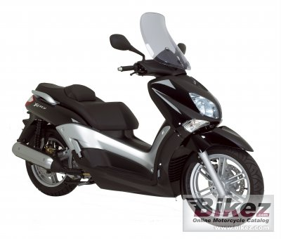 2007 Yamaha X-City photo