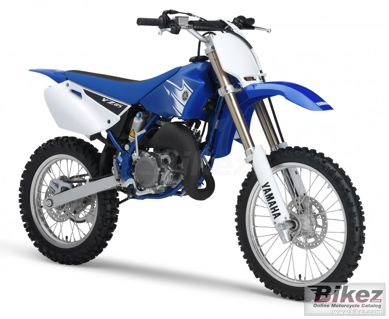 Big Yamaha yz85 lw picture and wallpaper from Bikez.com