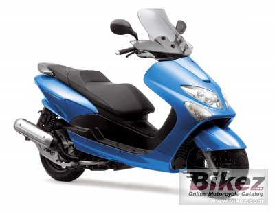 2007 Yamaha Majesty 125 photo