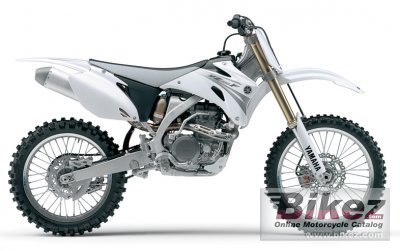2007 Yamaha YZ450FSE - Special Edition photo