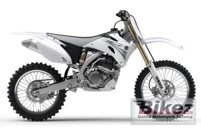 2007 Yamaha YZ250FSE - Special Edition photo