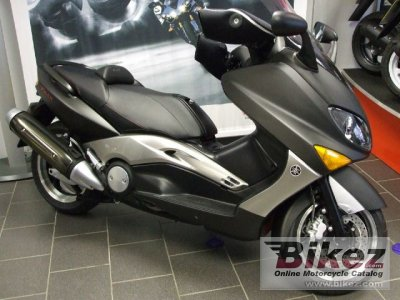 2007 Yamaha TMAX 500 Special Edition photo