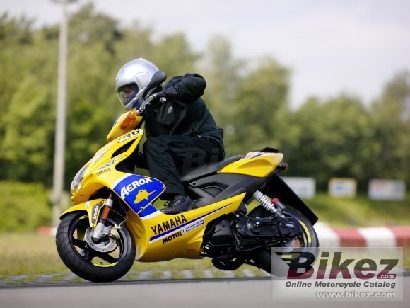 2007 Yamaha Aerox Race Replica
