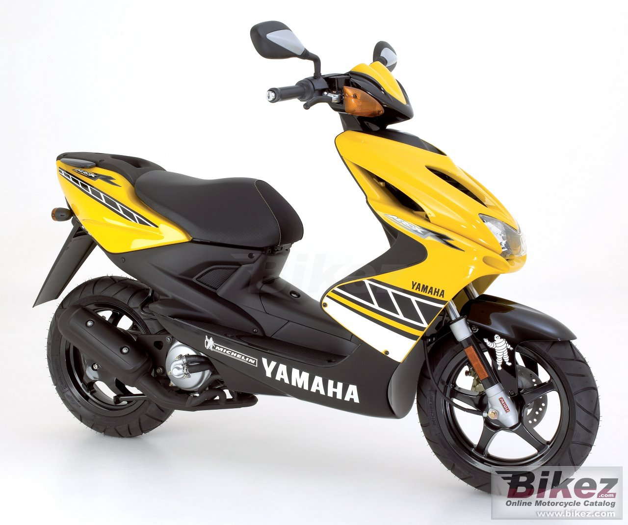 Yamaha aerox r special version