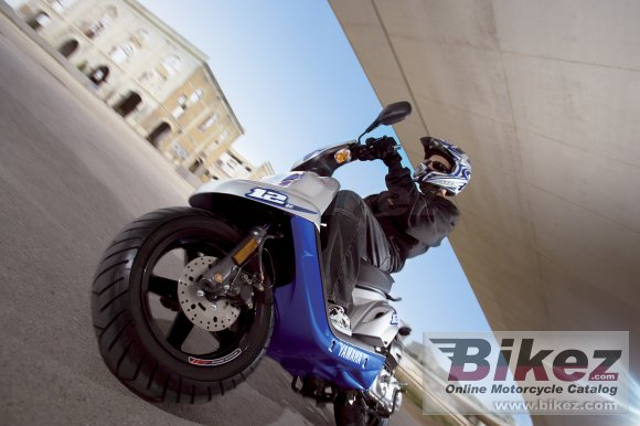 2007 Yamaha BWs 12inch photo