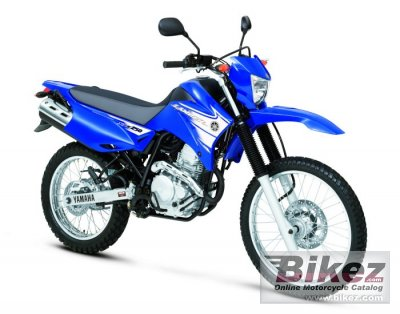 2007 Yamaha XTZ 250 Lander photo