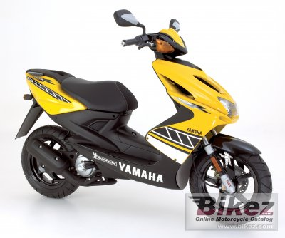 2007 Yamaha Aerox R Special Version