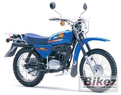 2007 Yamaha AG 100