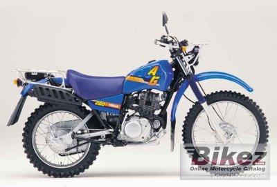 2007 Yamaha AG 200 E