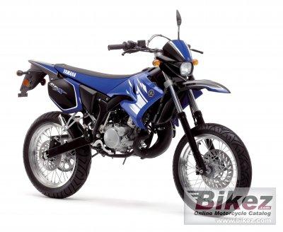 2007 Yamaha DT50X